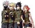 Team Kakashi!