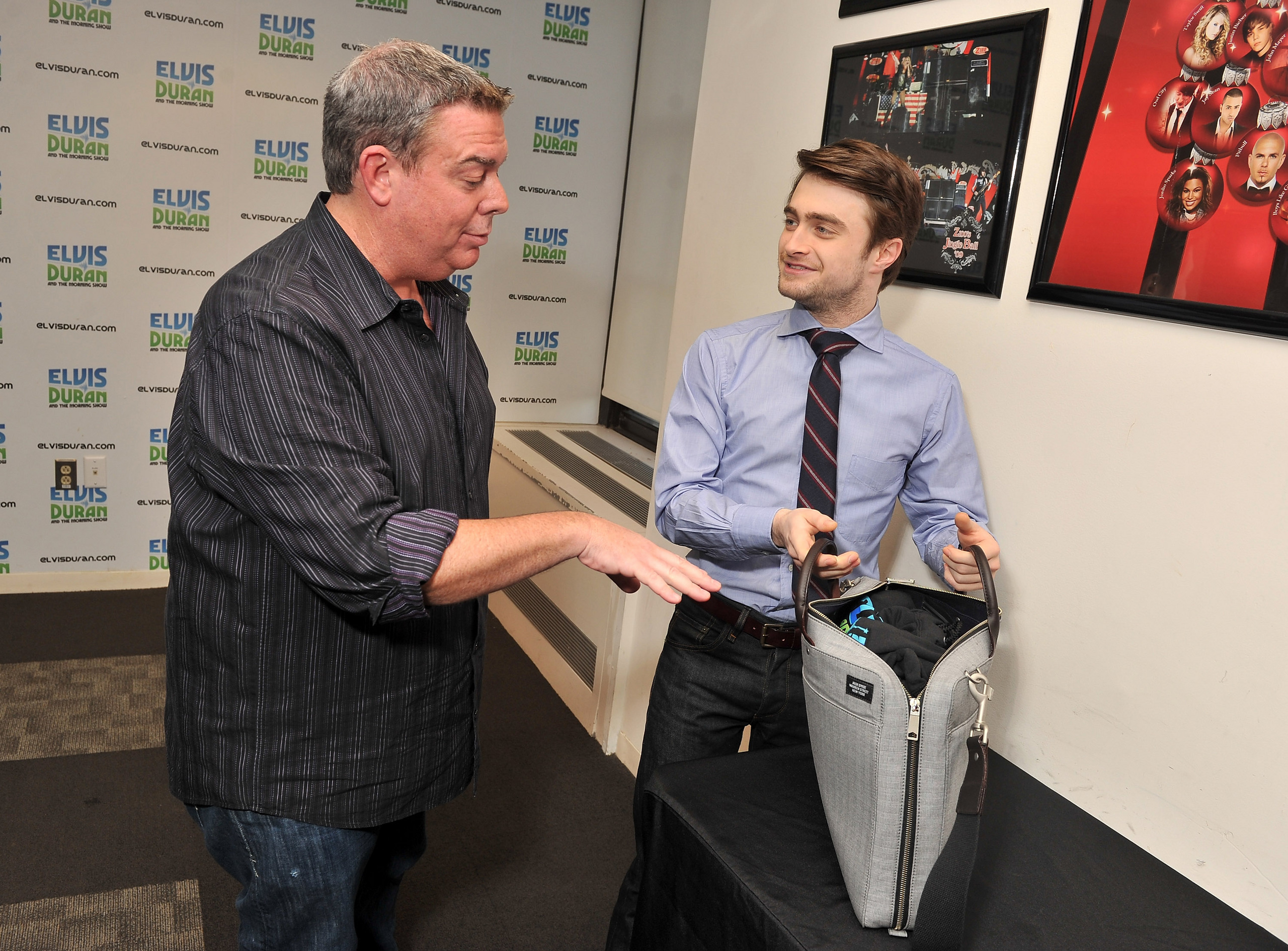 The Elvis Duran Z100 Morning Show - January 30, 2012 - HQ