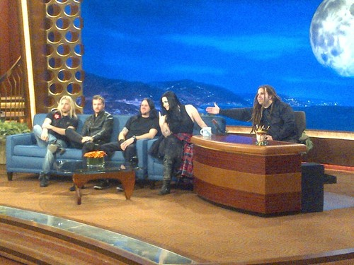 The LATE NIGHT প্রদর্শনী With Terry Balsamo