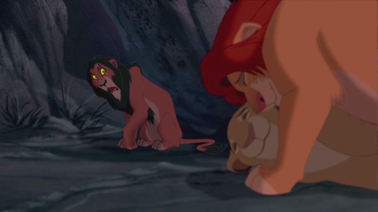 Король лев секс слово из пыли 14