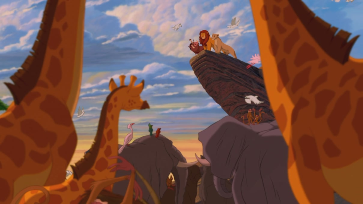 the lion king  blu-ray  - the lion king image  28759247