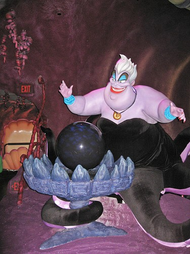 The Little Mermaid: Ariel's Undersea Adventure - Ursula