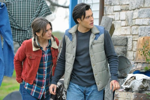 The Lying Game Reservation for Two Stills
