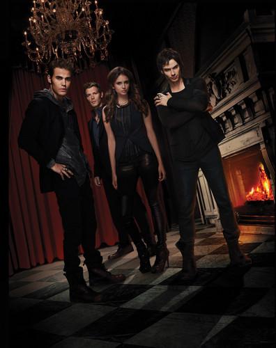 The Vampire Diaries - Season 3 - February Sweeps Poster