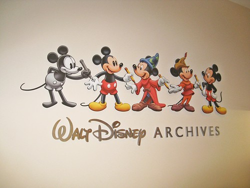 The Walt Disney Archives