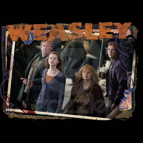 The Weasley in DH part 2