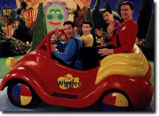 The Wiggles World