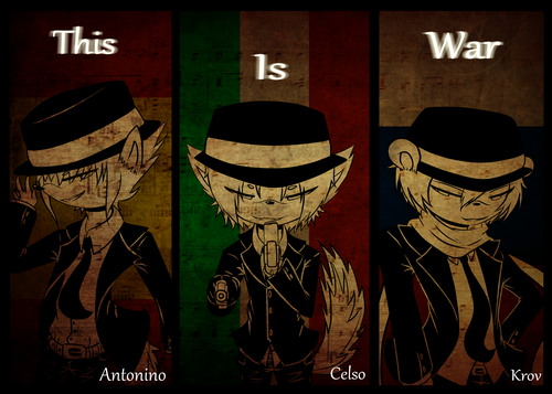 This is war ::The Mafians::