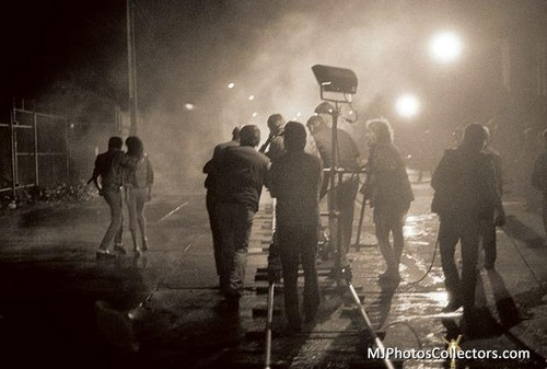 Thriller making of