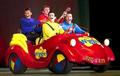 Toot Toot Chuggar Chuggar Big Red Car Wiggly Concert 1 - the-wiggles photo