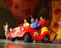 Toot Toot Chuggar Chuggar Big Red Car Wiggly Concert 3 - the-wiggles photo