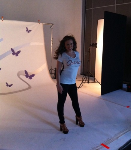 Touch 2012 Photoshoot - Behind The Scene