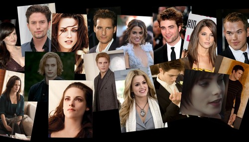 Twilight Cast-Characters