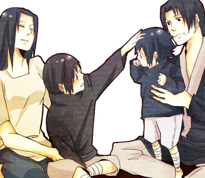 uchiha family itachi - photo #33