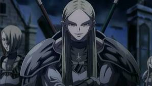 Undine - claymore-anime-and-manga Photo