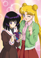 Usagi & Hotaru