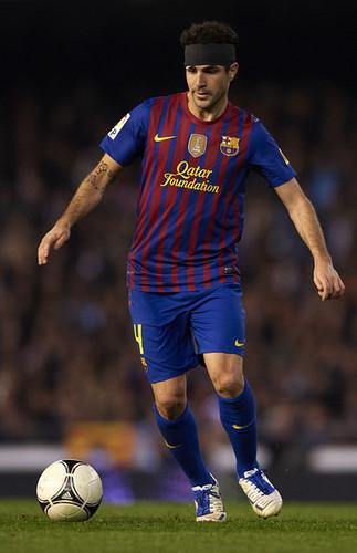 Valencia CF (1) v FC Barcelona (1) - Copa del Rey [Semi Finals]