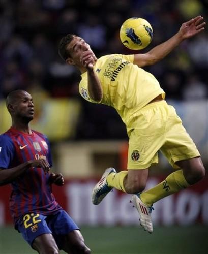 Villarreal (0) v FC Barcelona (0) - La Liga