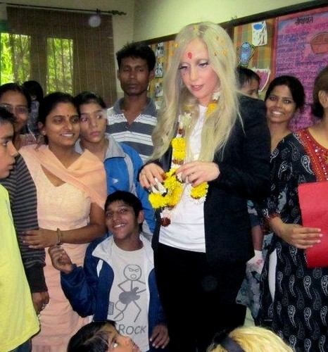 Visited an Orphanage in India