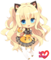 SeeU chibi - vocaloids photo