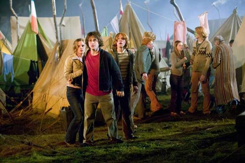Weasley at quidditch world cup 2