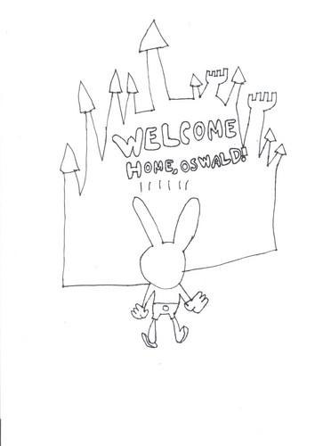 Welcome Home Oswald
