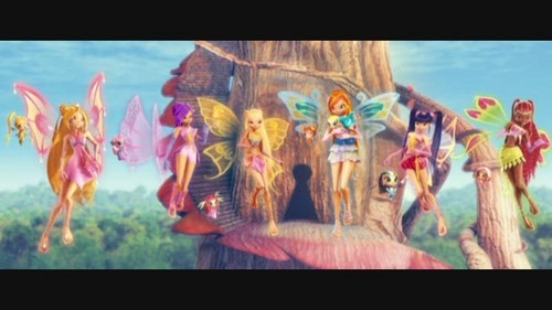 Winx Club: Secret of the Lost Kingdom Muas