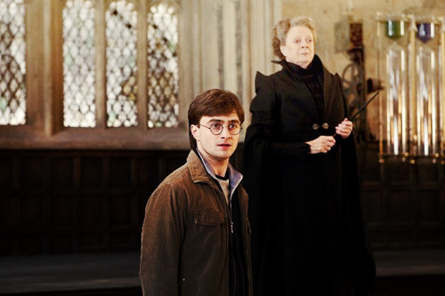 With Harry Potter
