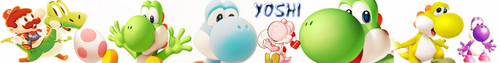 Yoshi - Banner