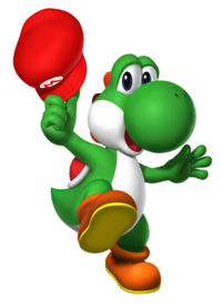 Yoshi is the best