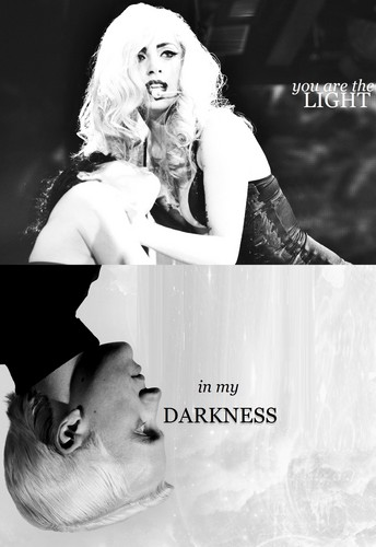 anda Are the Light in My Darkness
