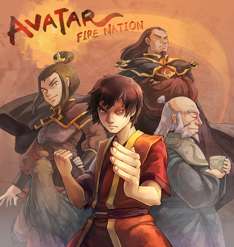 Zuko, Azula, Ozai, Iroh. . HD Wallpaper and background images in the ...