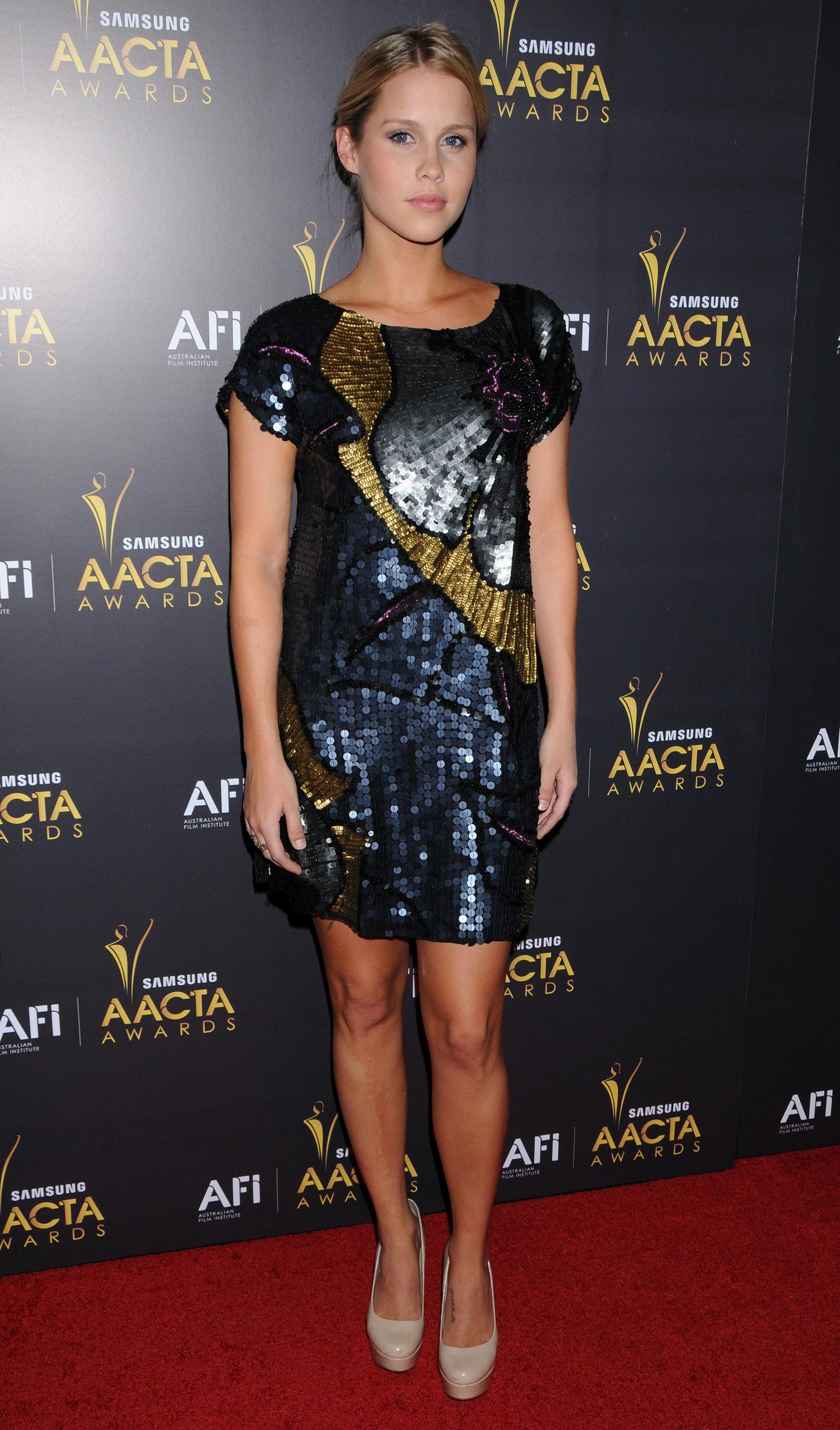 aacta awards 2012