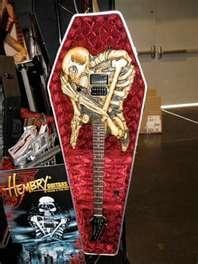 all Ren's Guitars