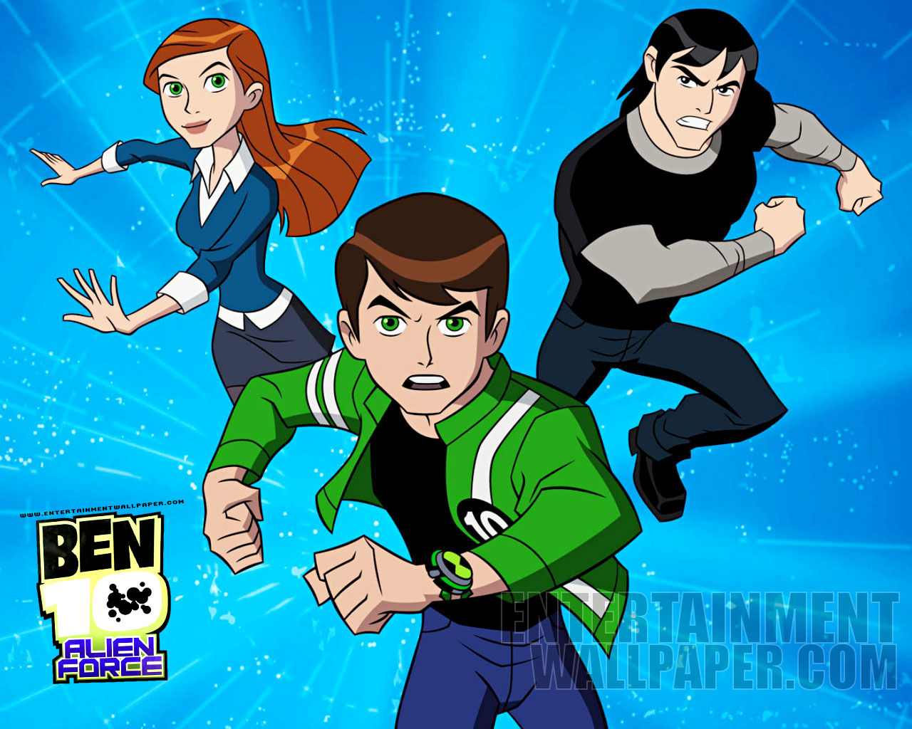 Ben 10: Alien Force best