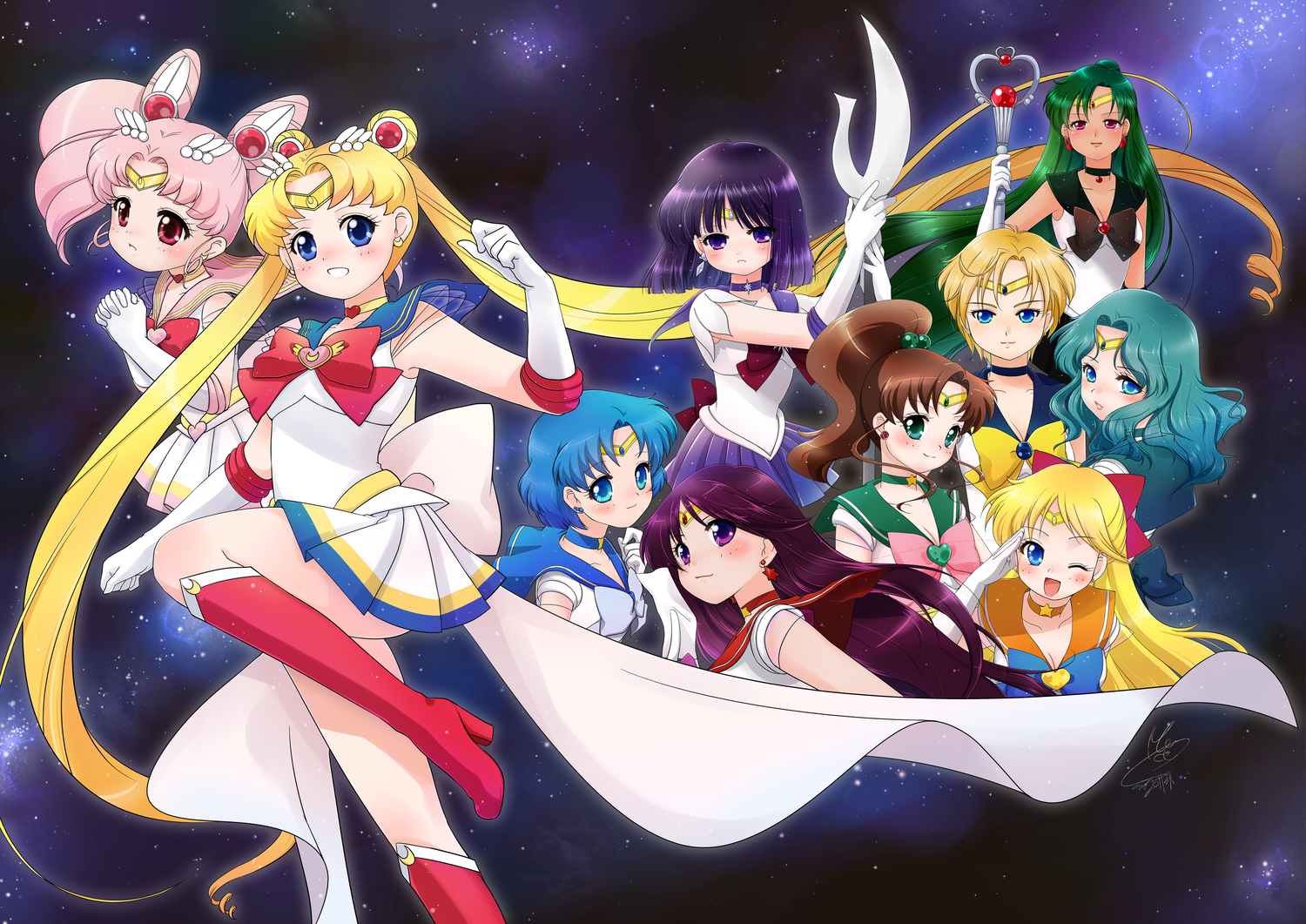sailor moon - photo #46