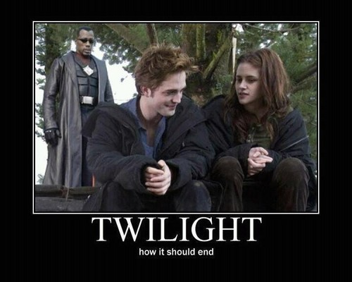 blade meets twilight