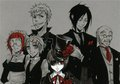 ciel phantomhive family