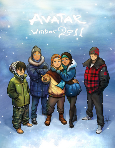 cool! avatar characters in 2011! - avatar-the-last-airbender Fan Art
