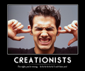 creationists - atheism photo