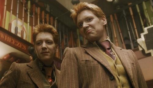フレッド and George