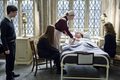 harry and Ginny in infirmary HP 6