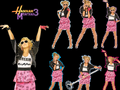hm 3 - hannah-montana wallpaper