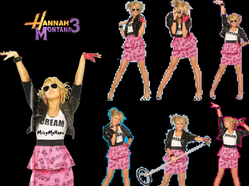 Hannah Montana images hm 3 HD wallpaper and background photos