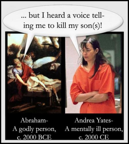 i heard a voice