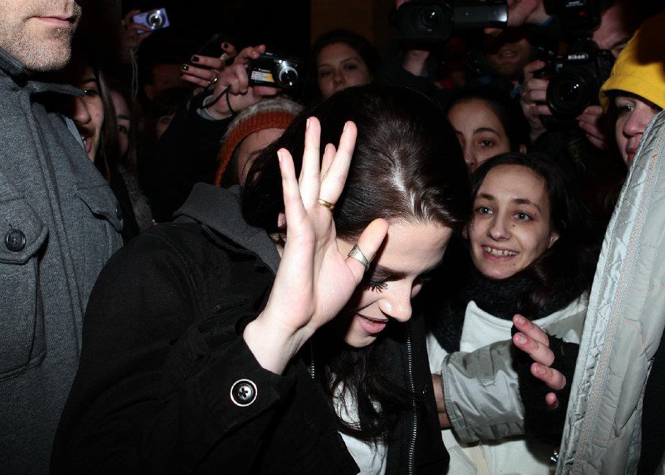 in Paris, January 2012 - kristen-stewart photo