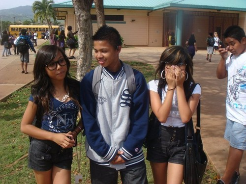 middle school (: