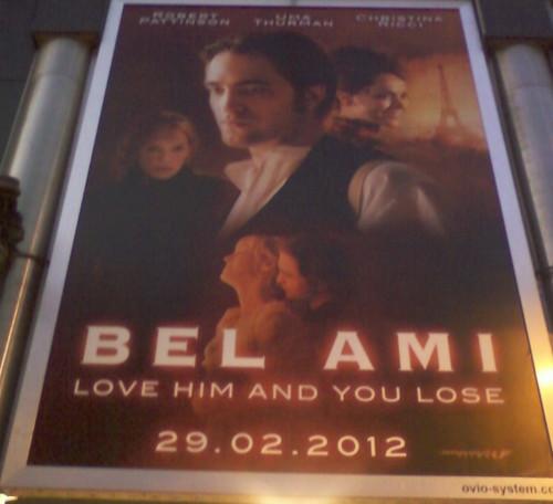 new poster bel ami