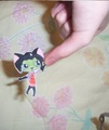 paper child kitten zim - invader-zim photo