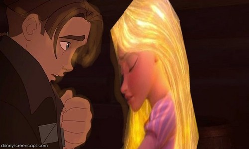 rapunzel and jim